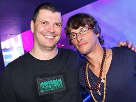 DJ Kuark & Ben manson